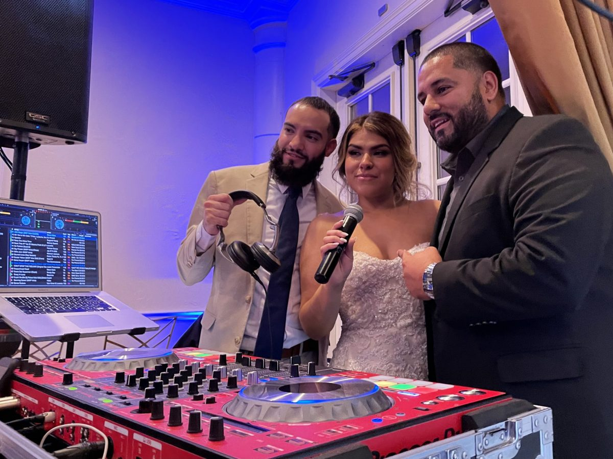 Jonny Black Houston Wedding DJ
